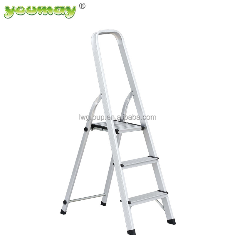 Step cable tray folding ladder aluminum folding AF0103A portable stairs