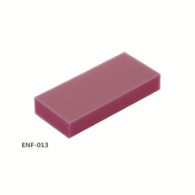 Pink EVA Abrasive Emery Eaper Salon Board Disposable 100/180 Grit Nail File