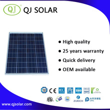 Cixi Poly High efficiency QJ 10W poly solar panel for home