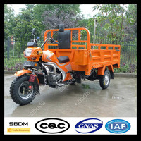 SBDM Heavy Duty Water Cooled Lifan 200cc Cargo Tricycle for Sale