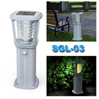 Garden Lights Road Lantern With Lamps Low Voltage