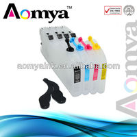 Aomya Factory direct sale new brand compatible ink cartridges for brother