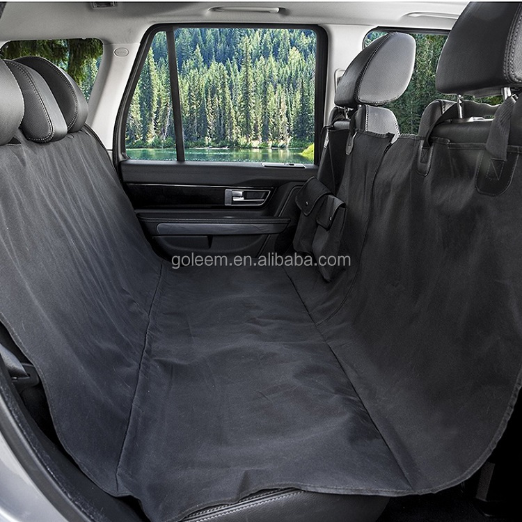 pickup truck dog seat and cargo cover