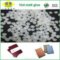 Good Viscosity Bookbinding Hot Melt Adhesive White Round Hot Melt Pellets
