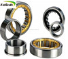 NU3O4E 20*52*15mm double row full complement cylindrical roller bearing