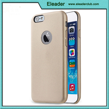 For iphone6 leather case with soft tpu inside slim 2015