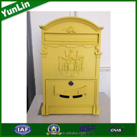 Hot selling and high quality mailbox made in china