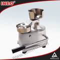 Dia.100mm Stainless Steel Hamburger Forming Machine/Machine For Making Hamburger/Hamburger Making Equipment