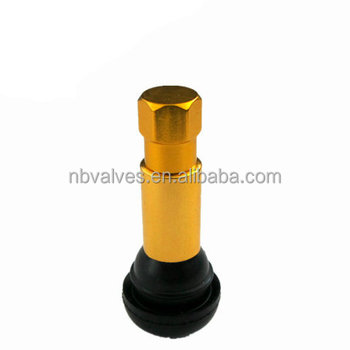 TR414C Aluminum Alloy tubeless valve,car tire valve