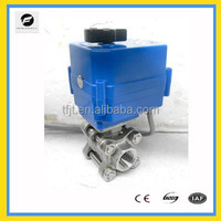 Electric Actuator Operated Ball Valve