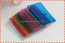 Wholesale Transperant Candy Color Soft TPU Cover Case For Ipad Air 5