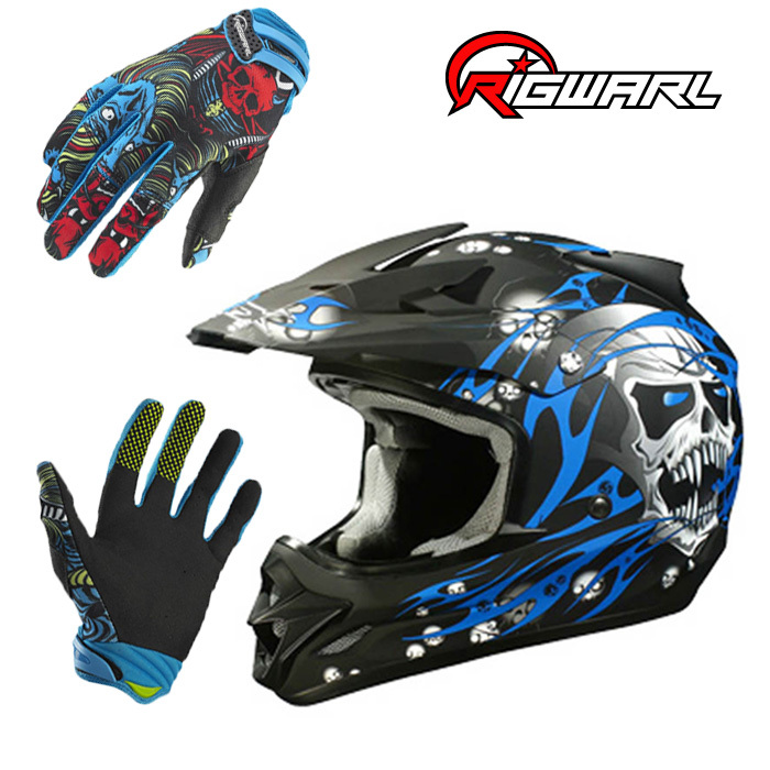 RIGWARL Motorcycle Accessories Full Face Motorcycle Helmet