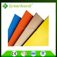 Greenbond modern decorative exterior wall siding panels with great quality hot in china