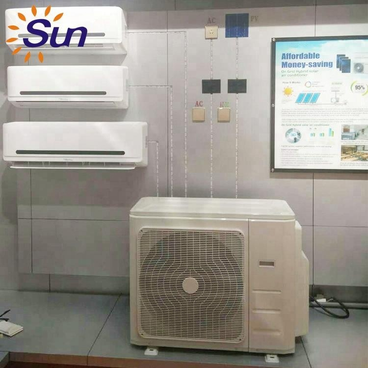 9000Btu Solar System <strong>Ac</strong> Solar Air Conditioner Made In Italy