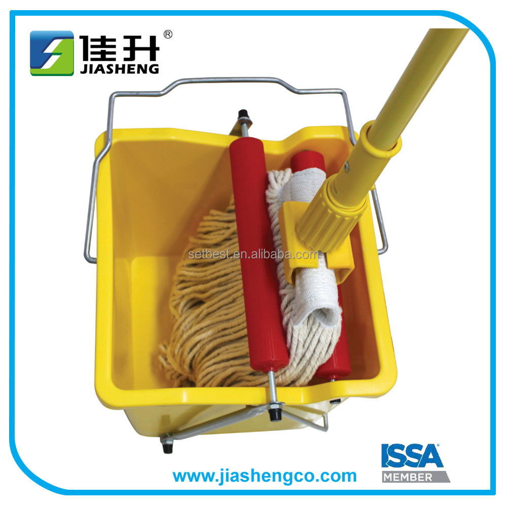Popular Cheap-price Plastic Economical Squeeze Bucket