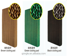 cooling pad for greenhouse/poultry house/ evaporative cooling pad