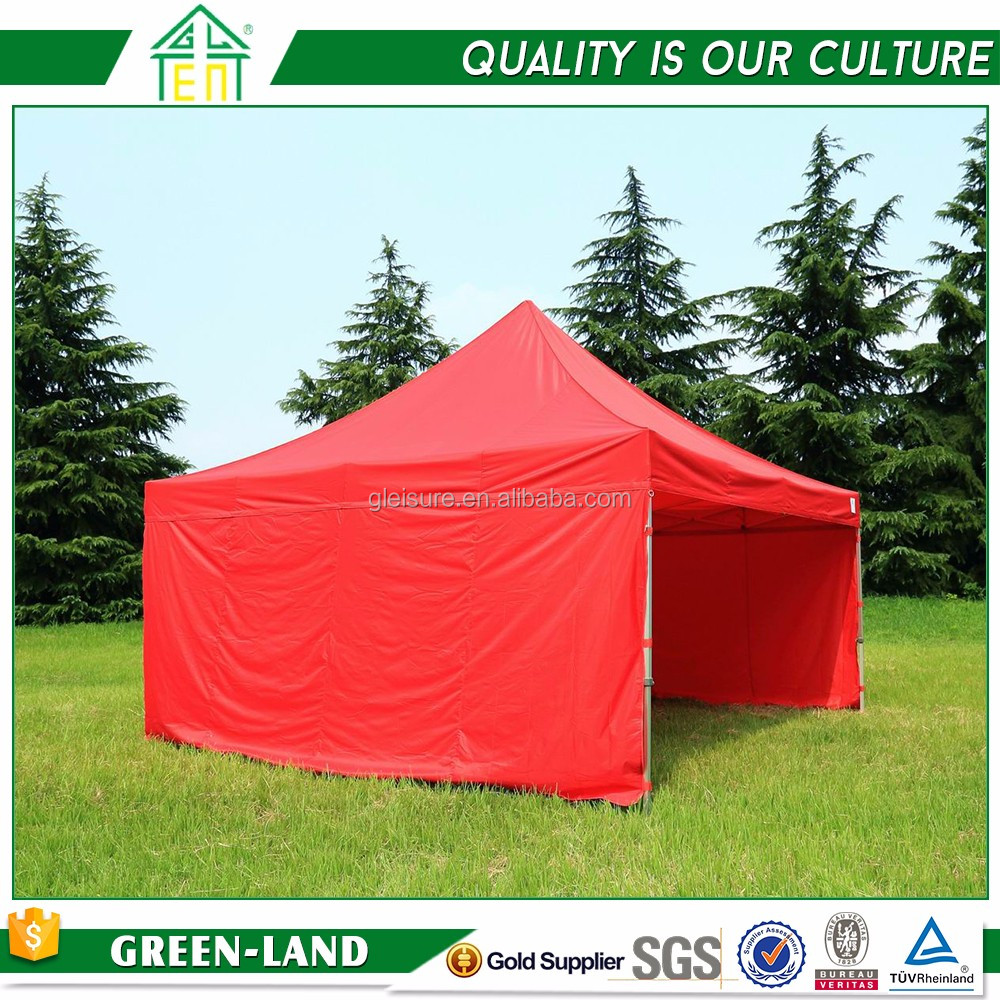 Factory direct sale Aluminum pop up 3x3m Gazebo tent for outdoor use
