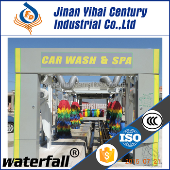 tunnel automatic car wash with moderate price and high quality