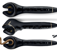 Professional Electric Hot Air Styler Ceramic Rotating Hair Curling Iron and Hair Curler