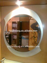 mirror with sand blasted JX1624