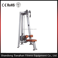 Fitness equipment dual-pulley lat pulldown tower 100kg steel material/TZ-5031 gym equipment