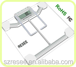 2014 new best-seller professional body composition analyzer scale
