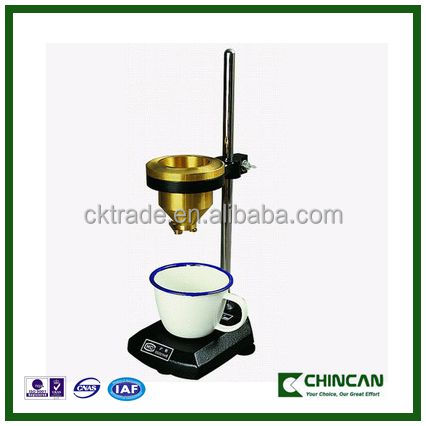 XND-1Brass Cup Paint Viscosity Measurement Paint Viscometer