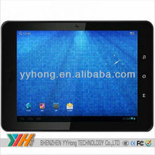 TI OMAP 4430 dual-core tablet pc 9 inch bluetooth and android 4.0 cheap tablet pc