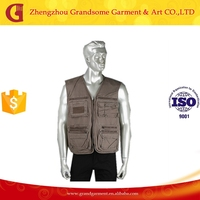 Men S Multi Pockets Vest With