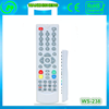 Wholesale LED/LCD tv remote control by Shenzhen Manufacturer special for South America market