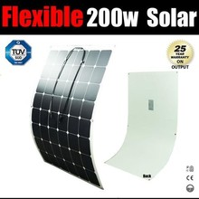 Popular product price per watt solar panels 200w pv panel