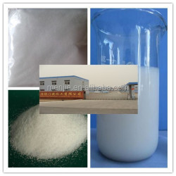 High molecular weight water flocculate Polyacrylamide PAM factory in china