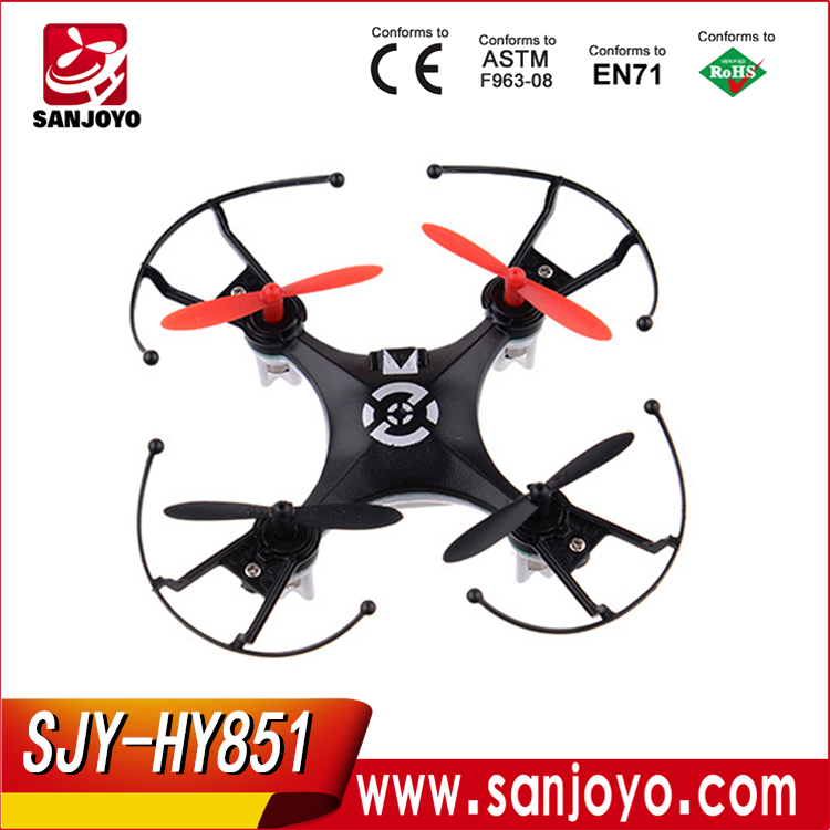 HY851 four Axis intelligent aircraft new mini rc drone remote control aircraft