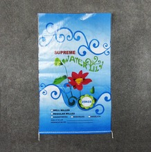 PP woven Rice bags cheap price pp woven bag for 25kg 50kg rice packing