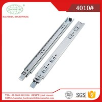Hot Sale 40mm Telescopic Channel Ball Bearing Drawer Slide