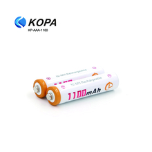 AAA 2300 mAh Rechargeable Batteries NI-MH Rechargeable Battery 1.2v , Active Speaker With Rechargeable Battery