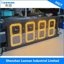 electronic digital substitute dot matrix display price rgy led moving message sign board
