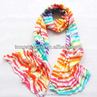 YS193Z-361 scarf printing Tongshi supplier viscose scarf wide shawls scarf Love pattern love doll