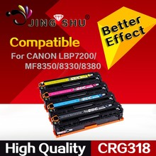 CRG118 CRG318 CRG418 CRG718 toner cartridge for Canon LBP 7200 7660cdn MF8330 8350 8380cdw