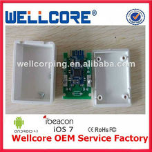 New Design Indoor Positioning Ble 4.0 Low Energy,Ibeacon Firmware ,Ibeacon Module For IOS7.0 !