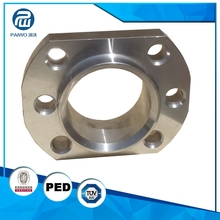 High Precision Tapped Flange, Customized Flange