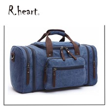 2018 High Quality Best Price Weekend Duffle Bag Canvas Sport GYM Travel Bag