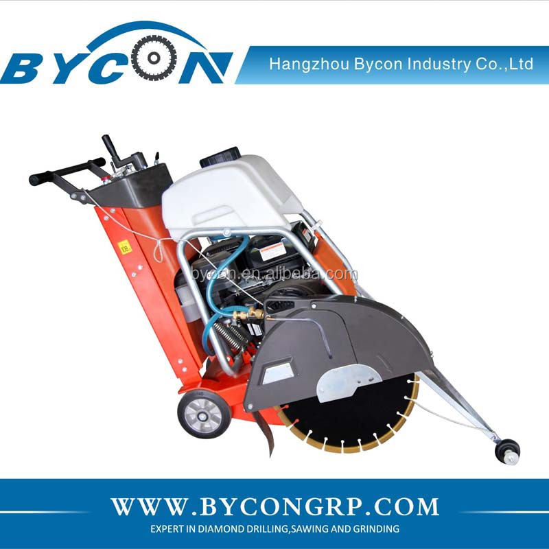 DFS-500 walk behind Concrete cutter asphalt saw cutting machine saw pavement floor saw
