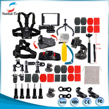 2017 Gopros Camera Accessories Set,Gopros Accessories Kit Factory