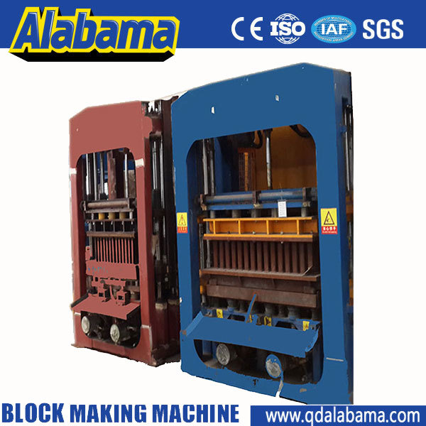 strict quality supervision and control CE/SGS/ISO9001 block machine buyer/manufacturers/factory