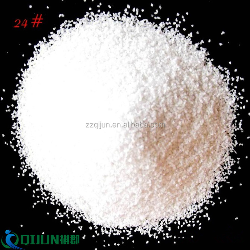 Conscience white aluminium oxide supplier F24