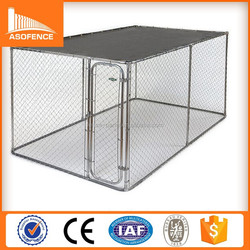 American standard cheap chain link dog kennels/ durable dog kennel/ eco-friendly dog kennel
