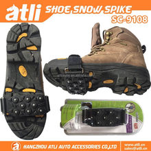 ATLI TPE shoe cover magic spike ice claws for shoes