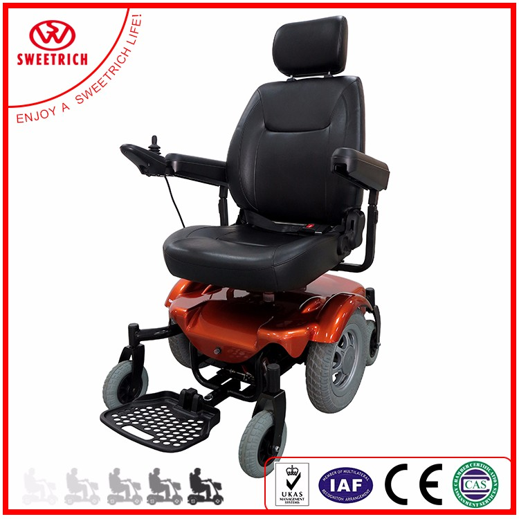 Fancy Design Hot Sale Reclining Electric Wheelchair