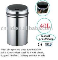 Touchless Bin Consumer Electronics